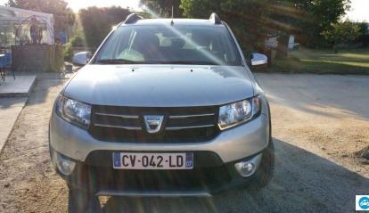 Dacia Sandro Stepway 2013