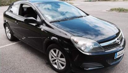 Opel Astra GTC 1.9 L Sport 2007