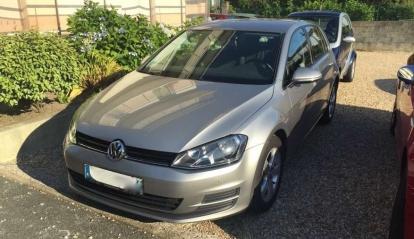 Volkswagen Golf VII TDI 2013