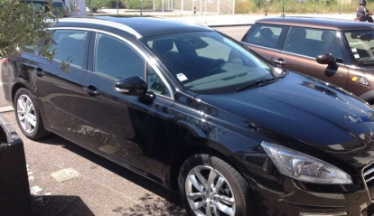 Peugeot 508 SW Pack Business 2013