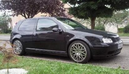 Volkswagen Golf IV V6 Motion 2000