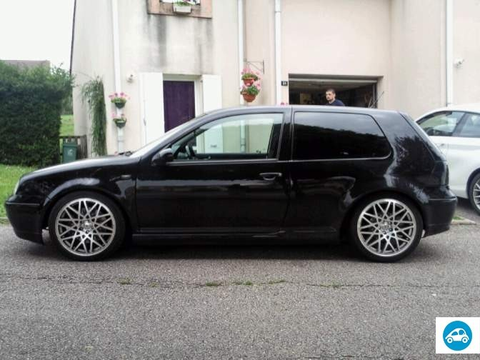 achat volkswagen golf iv v6 motion 2000 d 39 occasion pas cher 3 500. Black Bedroom Furniture Sets. Home Design Ideas