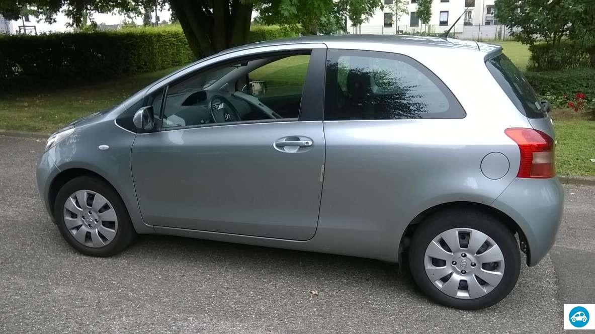 Toyota Yaris 69 VVT-i Luna 2007