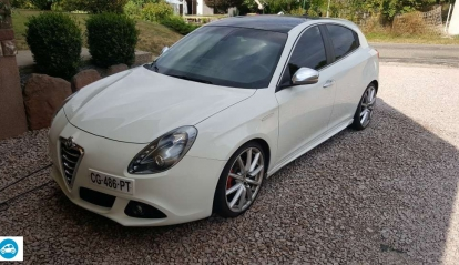Alfa Romeo Guilietta 1.6 JTDM Distinctive 2012