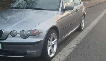 BMW Serie 3 318 TD 2004