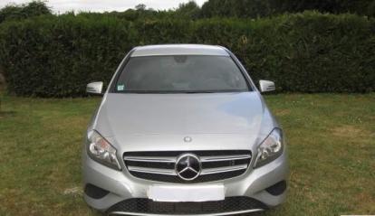 Mercedes Classe A 180 CDI M6 Inspiration 2013