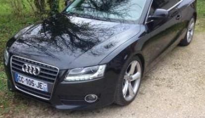 Audi A5 2.7 TDI 2008