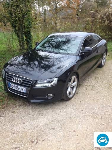 achat audi a5 2 7 tdi 2008 d 39 occasion pas cher 19 000. Black Bedroom Furniture Sets. Home Design Ideas