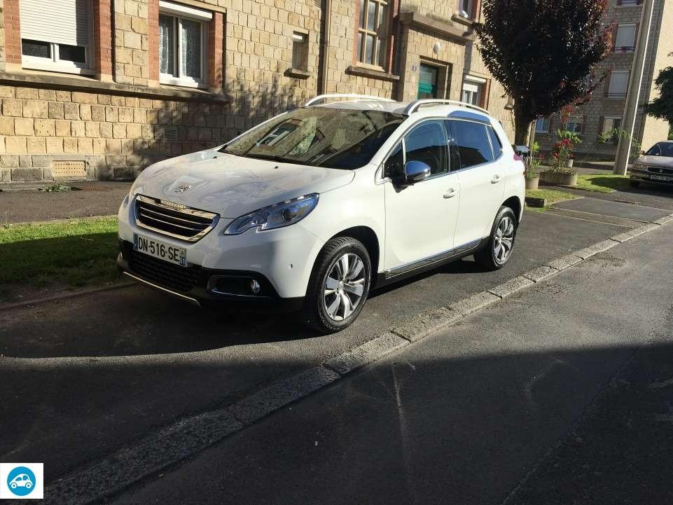 Peugeot 2008 E-HDI Allure 2015