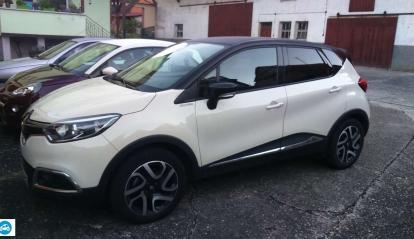 Renault Captur dCi Intens 2015