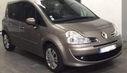 Renault Grand Modus 1.5 dCi Execption 2010