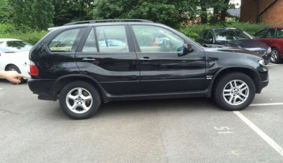 BMW X5 3.0 D PHASE II 2006