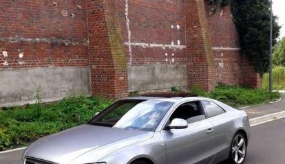Audi A5 V6 2.7 TDI S-Line 2008