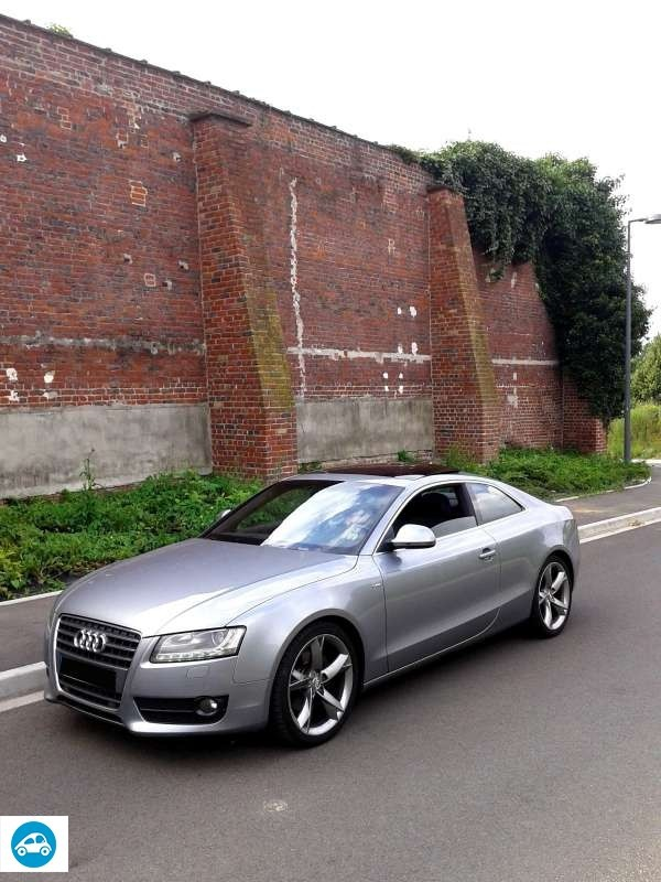 achat audi a5 v6 2 7 tdi s line 2008 d 39 occasion pas cher. Black Bedroom Furniture Sets. Home Design Ideas