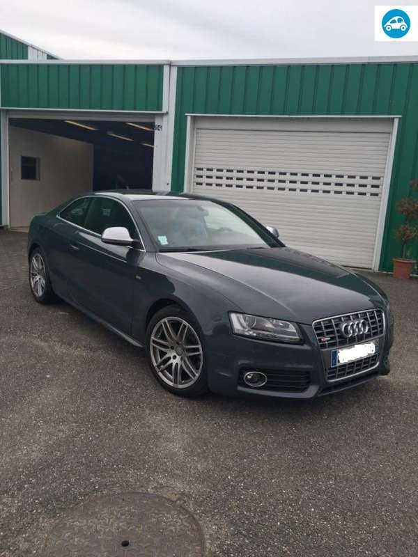 achat audi a5 tdi 2 7 l s line 2009 d 39 occasion pas cher 12 500. Black Bedroom Furniture Sets. Home Design Ideas