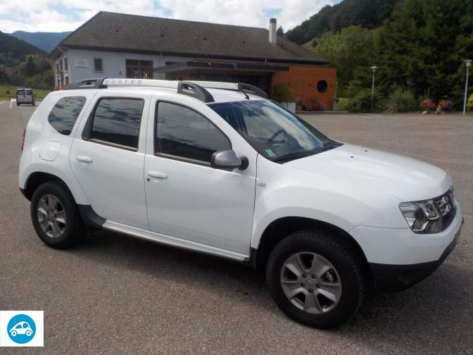 achat dacia duster 4x4 prestige 2015 d 39 occasion pas cher 17 900. Black Bedroom Furniture Sets. Home Design Ideas