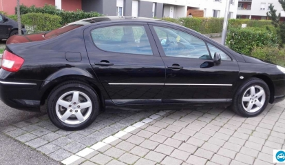 Peugeot 407 HDI Pack Limited 2010