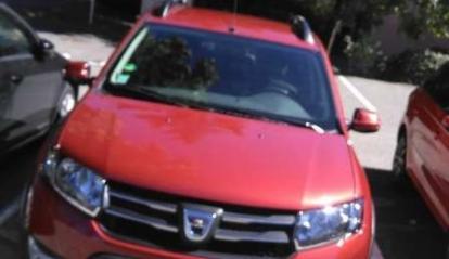 Dacia Sandero Stepway Pack Prestige 2014