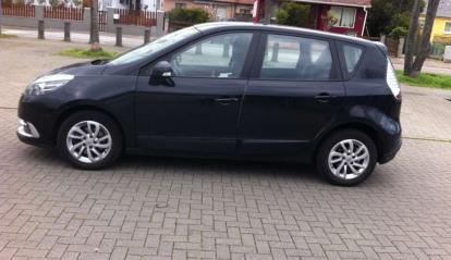 Renault Scenic III dCi 2013