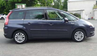 Grand C4 Picasso Exclusive HDi138 BMP6 GPS DVD