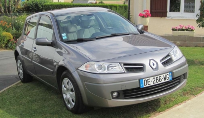 Megane II 1.5 dCi Phase 2 Impulsion 2008