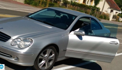 Mercedes CLK 270 Avantgarde 2004
