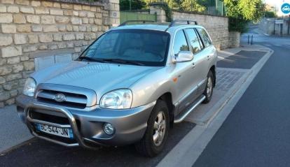 Hyundai Santa Fe 2.0 L 4WD Pack Style 2005