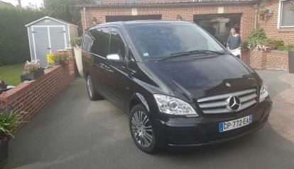 Mercedes Viano 3.0 CDI 2012
