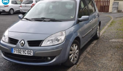Renault Scenic II Dynamique 2007