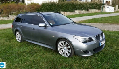 Bmw Serie 5 525D Touring Pack M 2004