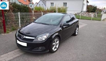 Opel Astra GTC 1.7 CDTI Cosmo Pano 2008