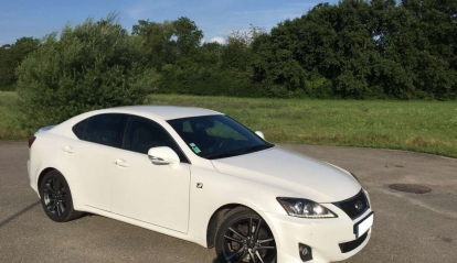 Lexus IS 200 F-Sport 2010