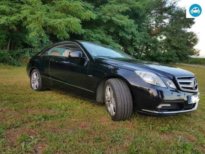Mercedes Classe E350 CDI 2010