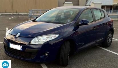 Renault Megane III 1.5 DCI Pack Authentique 2011