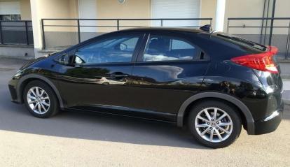 Honda Civic IX 2.2 I-DTEC Elegance Navi 2013