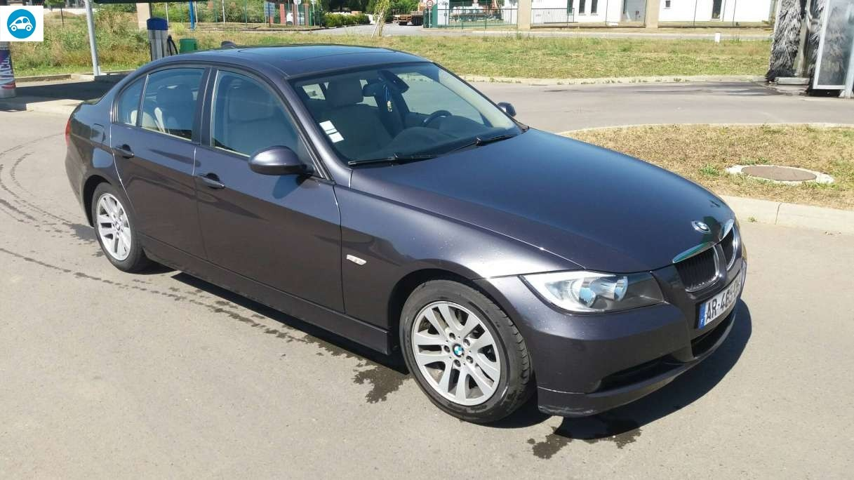 achat bmw serie 3 320 i pack luxe 2005 d 39 occasion pas cher 8 500. Black Bedroom Furniture Sets. Home Design Ideas