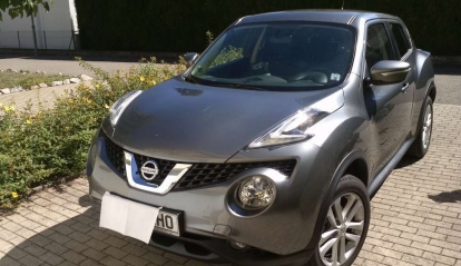 Nissan Juke Acenta 2015