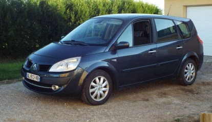 Renault Grand Scenic II 1.9 dCi 2007