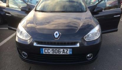 Renault Fluence Dynamique dCi 2012