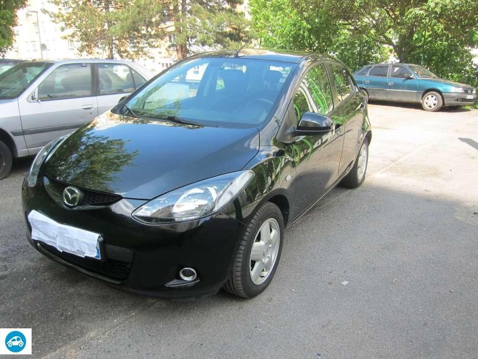 Mazda II 1.4 MZ-CD Elegance 2009