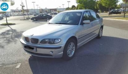 BMW Serie 3 318D 2.0 L 2004