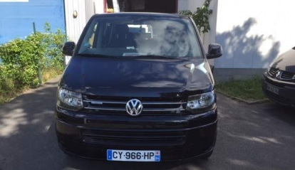 Volkswagen Multivan Starline 2.0 TDI Bluemotion 2012