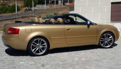 Audi A4 Cabriolet 3.0 Quattro Tiptronic 2005