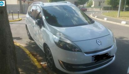 Renault Grand Scenic III 1.6 L Energy Bose 2012