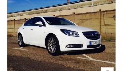 Opel Insignia cdti 160 cv GPS
