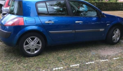 Renault Megane 1.9L dCi Phase 2 Luxe Privilege 2003