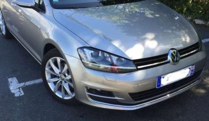Volkswagen Golf VII Carat TSI DSG 2015