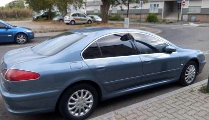 Peugeot 607 HDi 2001