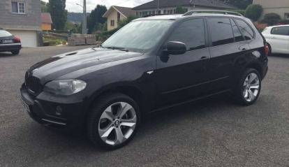 Bmw X5 E70 3.0 SD 35D Pack Sport 2008