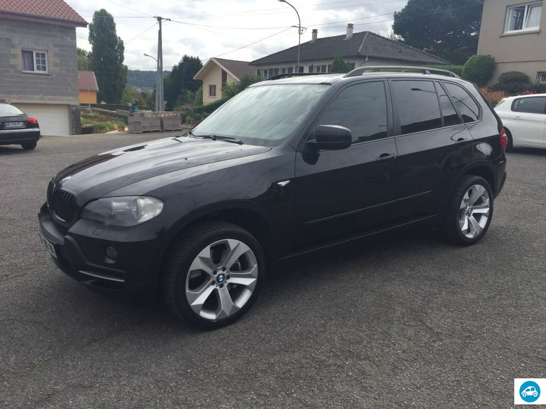 achat bmw x5 e70 3 0 sd 35d pack sport 2008 d 39 occasion pas cher 17 800. Black Bedroom Furniture Sets. Home Design Ideas